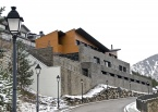 Facilities for single-family house in Cortals Anyós, the Oriosos., Engineering (Principality of Andorra)