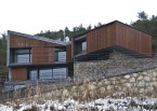 Single family detached home in Plana de Morell, Ctra. dels Cortals, Anyós, Architecture (Principality of Andorra)