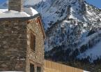 Refugi guardat de la borda de Sorteny, Architecture (Principality of Andorra)