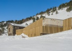 Facilities for Sheltered Shelter of the borda of Sorteny, Engineering (Principality of Andorra)