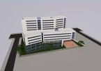 Residència d'Estudiants, Rosario - Argentina, Arquitectura (Principat d'Andorra)