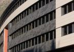 Edifici de Locals Comercials i Oficines, Montclar, Arquitectura (Principat d'Andorra)