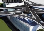 Concurs Nova Base del COEX (Tercer Premi), Arquitectura (Principat d'Andorra)