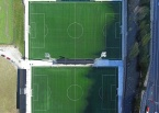 Two Football fields in Santa Coloma, Architecture (Principality of Andorra)
