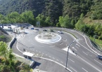 Extension and beautification of General Road 1, Engineering (Principality of Andorra)