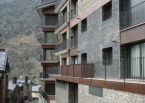 Les Molleres Residential Complex, Architecture (Principality of Andorra)