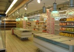 Facilities in the Supermarket Antar, Engineering (Principality of Andorra)