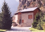 Single family attached home at Sant Ermengol, Architecture (Principality of Andorra)