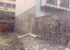 Excavació per a projecte d'aparcaments, locals comercials i vivendes, Enginyeria (Principat d'Andorra)