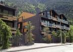 Edifici de Vivendes i Habitatges a LLorts, Arquitectura (Principat d'Andorra)