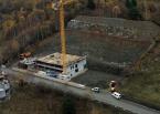 Excavació per a edifici de Vivendes i Habitatges a LLorts, Enginyeria (Principat d'Andorra)