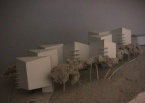 Contest of social housing in La Borda de Sales (First Prize), Architecture (Principality of Andorra)