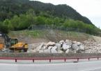 Excavació d'estació de serveis, Engineering (Principality of Andorra)