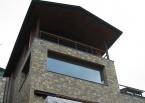 Unifamiliar house architecture, als Vilars, Escaldes, Architecture (Principality of Andorra)