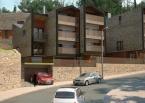 Conjunto Viviendas Pleta de Ordino UA-22, Arquitectura (Principado de Andorra)