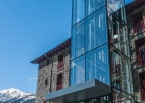 Reform and Expansion Old Hotel Valira, Architecture (Principality of Andorra)