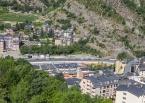 Desviació de Sant Julià de Lòria: Tram entre Enllaç E2 i el pont de connexió amb la CG1, Enginyeria (Principat d'Andorra)