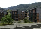 Contest Orals Parc (Second Prize), Architecture (Principality of Andorra)