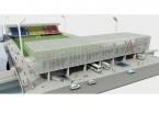 Andorra National Stadium Competition (Second Prize), Architecture (Principality of Andorra)