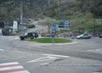 Rotonda Enllaç de la C.G. núm. 2 amb la C.S. dels Cortals, Enginyeria (Principat d'Andorra)