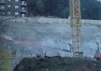 Excavació per edificis de Vivendes, Font Amagada (Anyós), Enginyeria (Principat d'Andorra)