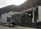 Complex for Cinemas and Commercial Premises in Santa Coloma, Architecture (Principality of Andorra)