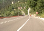 Eixampla i Rectificació C.G. núm. 3 Tram. Serra de Honor, Enginyeria (Principat d'Andorra)