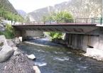 Pont sobre el Riu Gran Valira, al Carrer Prat Salit, Enginyeria (Principat d'Andorra)