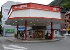 Estació de serveis, Av. Tarragona, Architecture (Principality of Andorra)