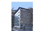 Residential and Commercial Building in Av. Enclar, Santa Coloma, Architecture (Principality of Andorra)