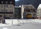 Pont sobre el Riu Valira de Orient, Zona Escoles Encamp, Enginyeria (Principat d'Andorra)