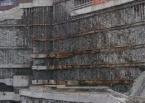 Excavació per Projecte de Vivendes Socials, al Pas de la Casa, Enginyeria (Principat d'Andorra)