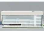 Avant projecte de centre de submarinisme en alta muntanya, Arquitectura (Principat d'Andorra)
