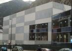 Complexe destinat a Cinemes i locals Comercials a Santa Coloma, Arquitectura (Principat d'Andorra)
