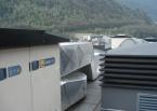 Instal.lacions Edifici de Locals Comercials i Oficines, Montclar, Engineering (Principality of Andorra)