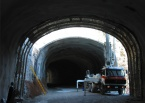 Tunnel widening of Old Sant Antoni, Engineering (Principality of Andorra)