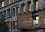 Instal.lacions Ampliació i Reforma de Tràmits Casa Comuna Ordino, Enginyeria (Principat d'Andorra)