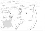 Projecte de dos naus a la benzinera d'Encamp, Arquitectura (Principat d'Andorra)