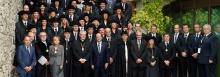 Hollande visita la nova Seu del Consell General2