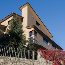 Reforma i ampliació d'habitatge unifamiliar, a l'urbanització Camp Bernat