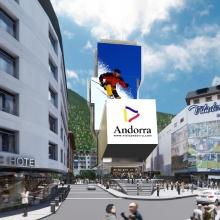 Concurs reforma i ampliació conjunt d'edificis d'Andorra Telecom