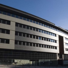 Commercial Building and Offices, Montclar