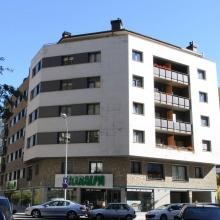 Edifici d'Habitatges al Prat de la Grau