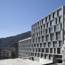 Competition New Headquarters of the General Council (First Prize)
