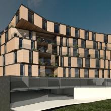 Edifici d'Habitatges Plurifamiliars