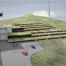 Andorra High Performance Center (1st Prize)