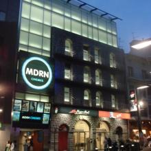 Reforma i Ampliació Cinemes Modern