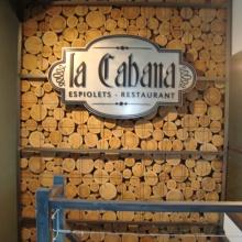 Instal.lacions Restaurant La Cabana, Pla dels Espiolets (Soldeu)