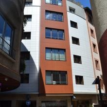 Reforma de façana al Carrer de La Llacuna, 2