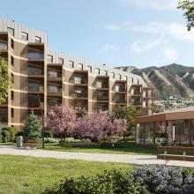 Edifici d'Habitatges - White Angel - Col·laboració amb Victor Rahola Arquitecte